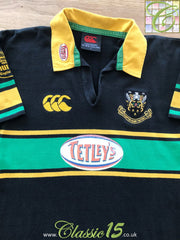 1999/00 Northampton Saints Away Rugby Shirt (M)