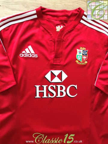2009 British & Irish Lions Formotion Rugby Shirt (11) (XL)