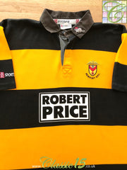 1999/00 Newport RFC Home Rugby Shirt (XL)