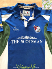 2003/04 Borders Away Rugby Shirt (S)