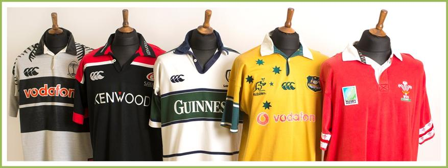 Old Rugby Shirts