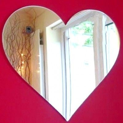 Heart Shaped Mirror