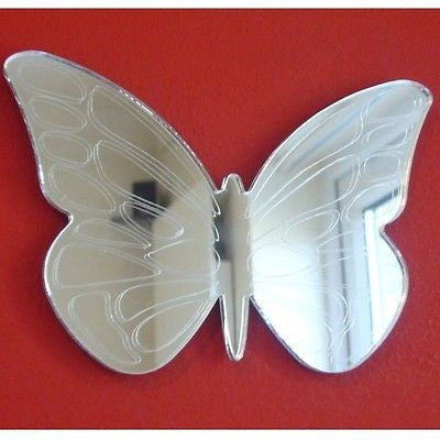 Etched Butterfly