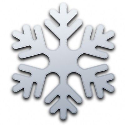 Icy Snowflake