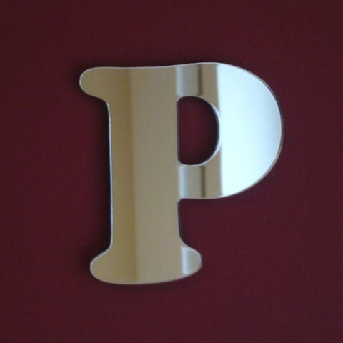 Funky Letter P