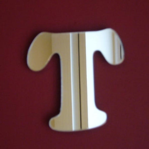 Funky Letter T