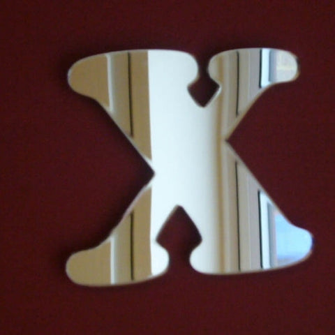 Funky Letter X