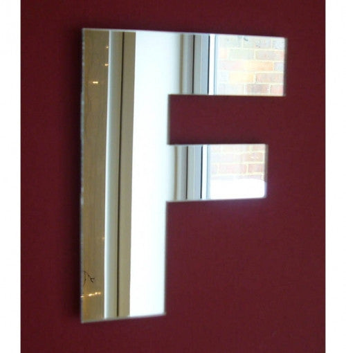 Contemporary Letter F
