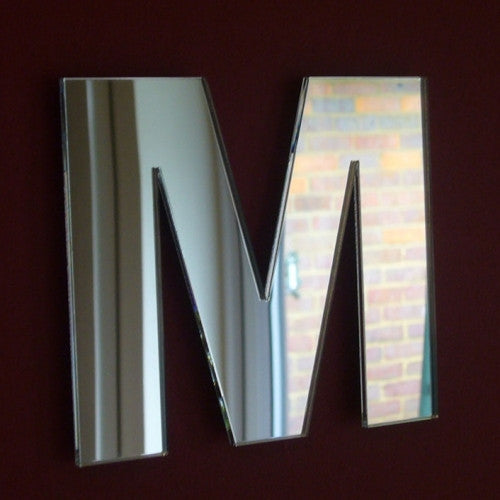 Contemporary Letter M