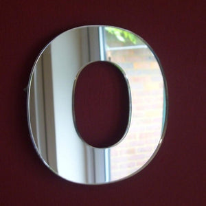 Contemporary Letter O
