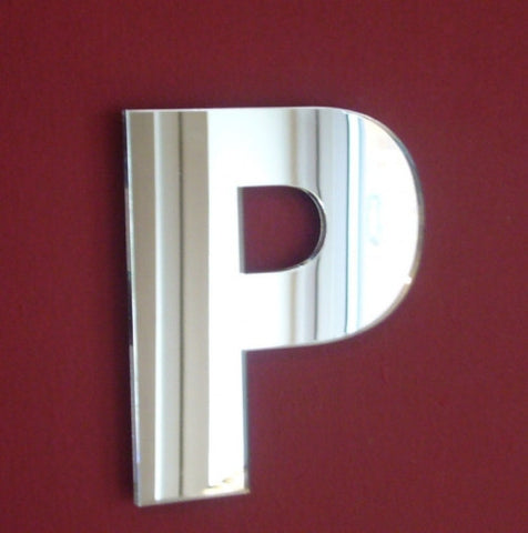 Contemporary Letter P