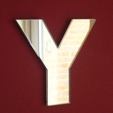 Contemporary Letter Y