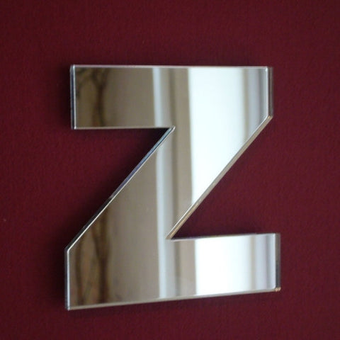 Contemporary Letter Z