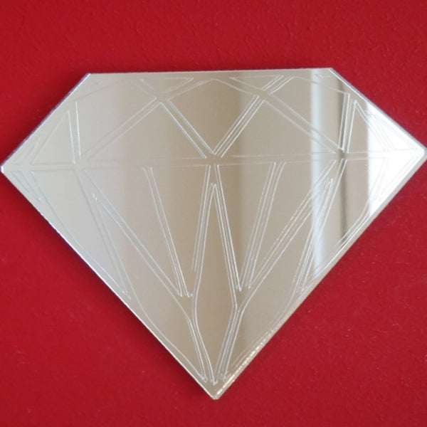 Etched Diamond