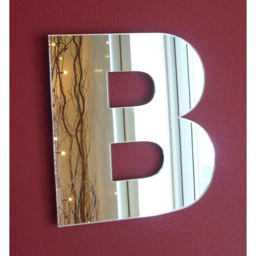 Contemporary Letter B