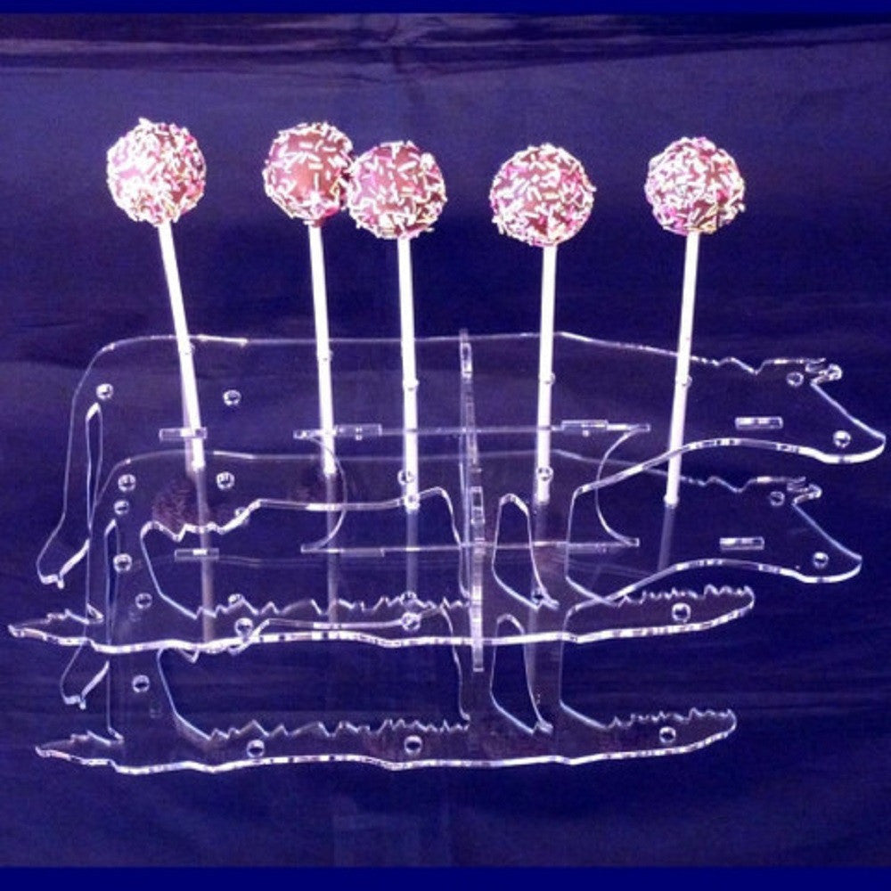 Cow Cake Pop Stand