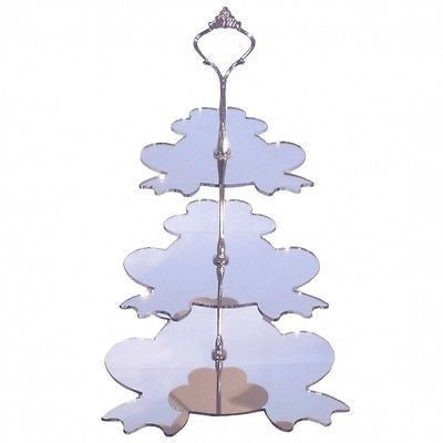 Three Tier Frog Cake Stand