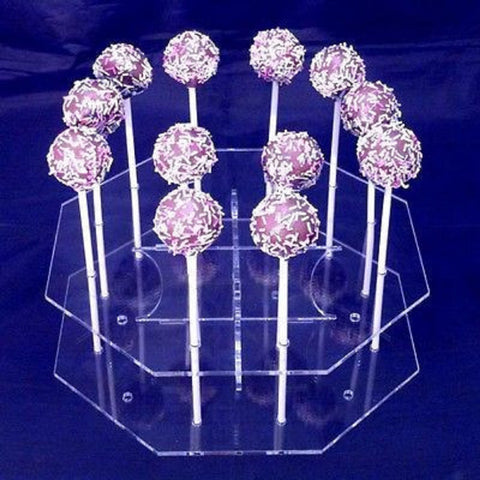 Octagon Cake Pop Stand