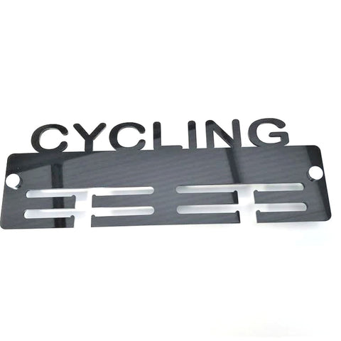 Cycling Medal Hanger