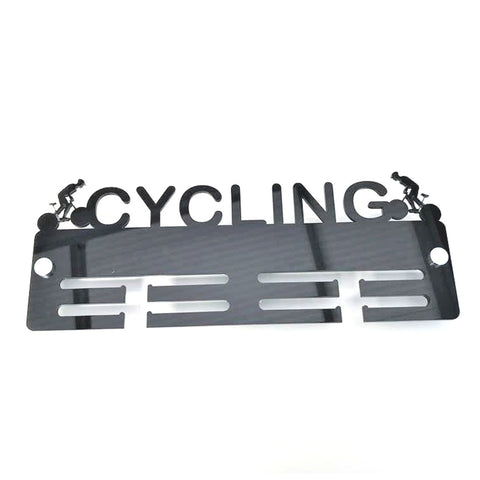 Cyclist Medal Hanger