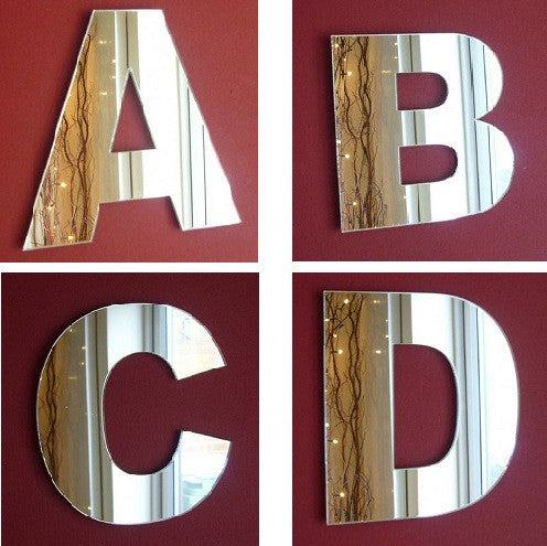 Contemporary Letter A
