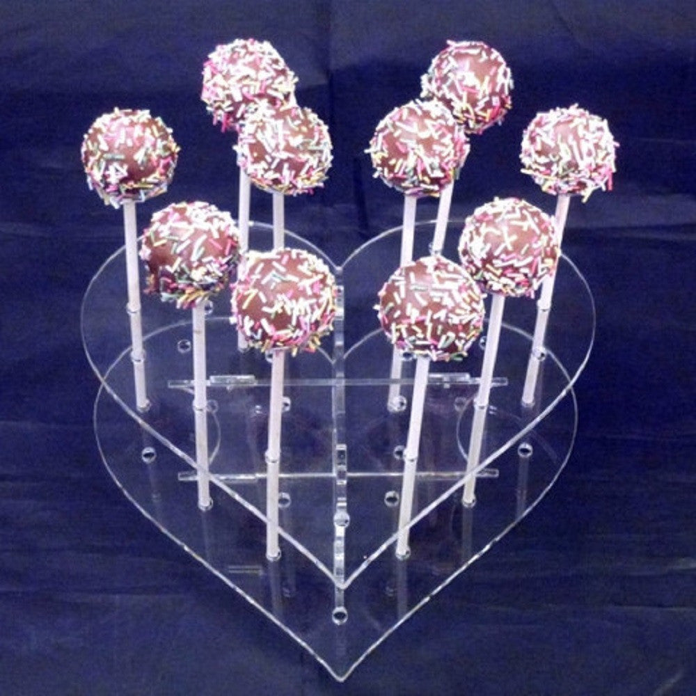 Heart Cake Pop Stand
