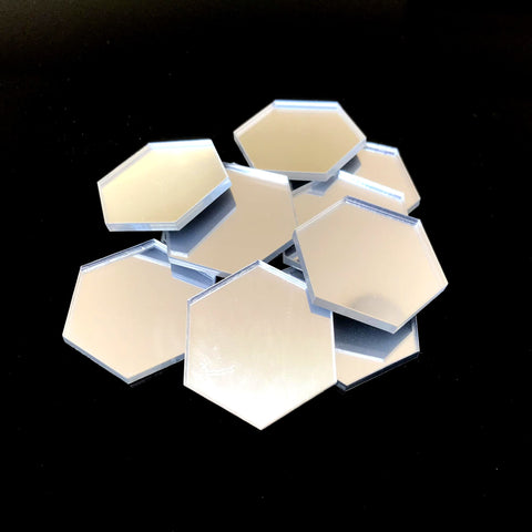 Hexagon Crafting Sets Mirrored Large