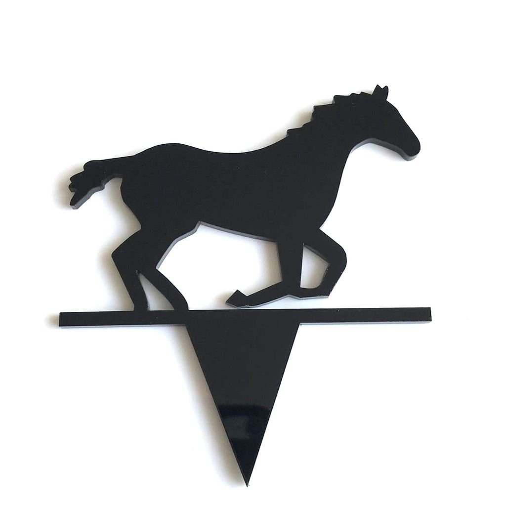 Trotting Horse Cake Toppers Servewell