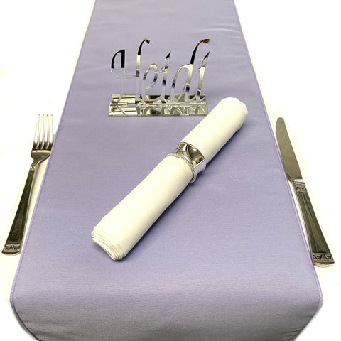 Parma Violet Table Runner