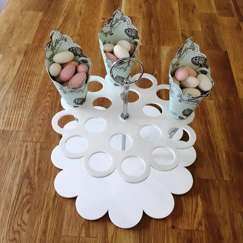 Wedding Favour Stand - White