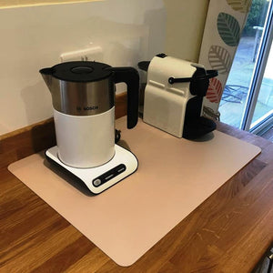 Rectangular Worktop Saver - Latte