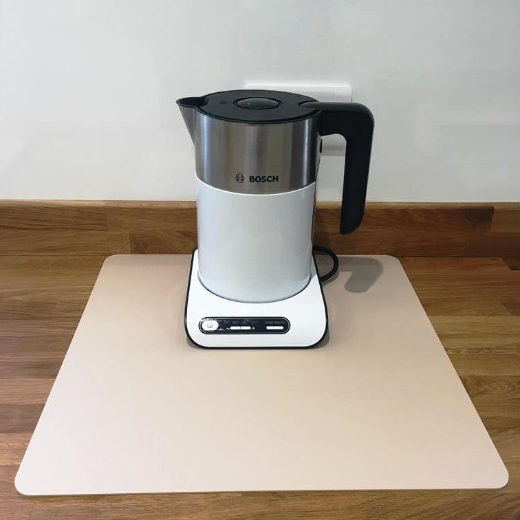 Square Worktop Saver - Latte