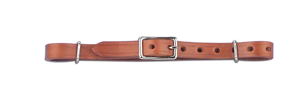 Myler Leather Curb Strap