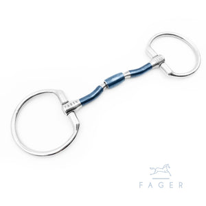 Fager Nils Eggbutt Barrel Sweet Iron