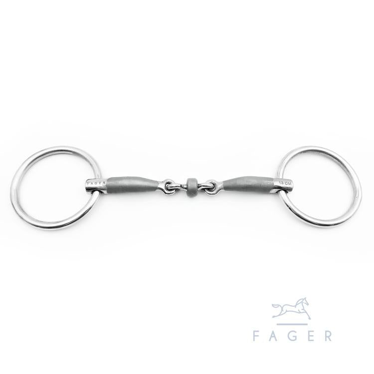 Fager Jacob Sweet Iron Bradoon Loose Ring