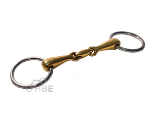 HBE German Silver Loose Ring Snaffle