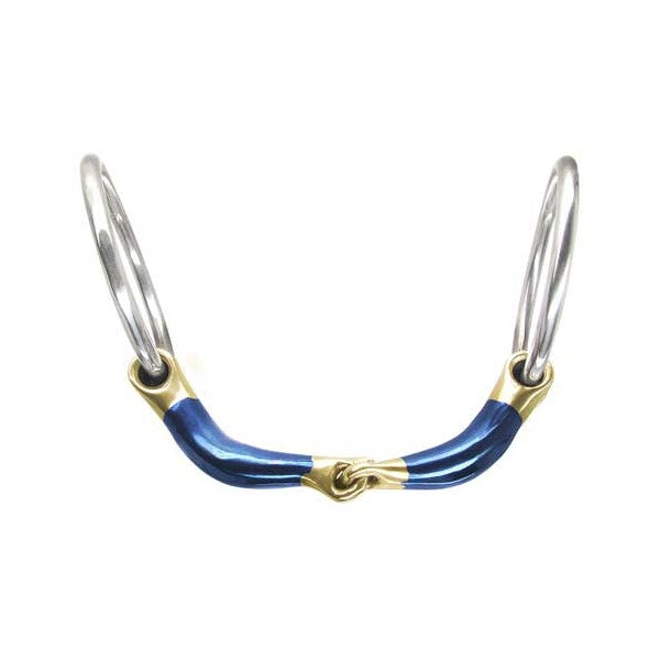 Bombers Ultra Comfy Lock Up Snaffle