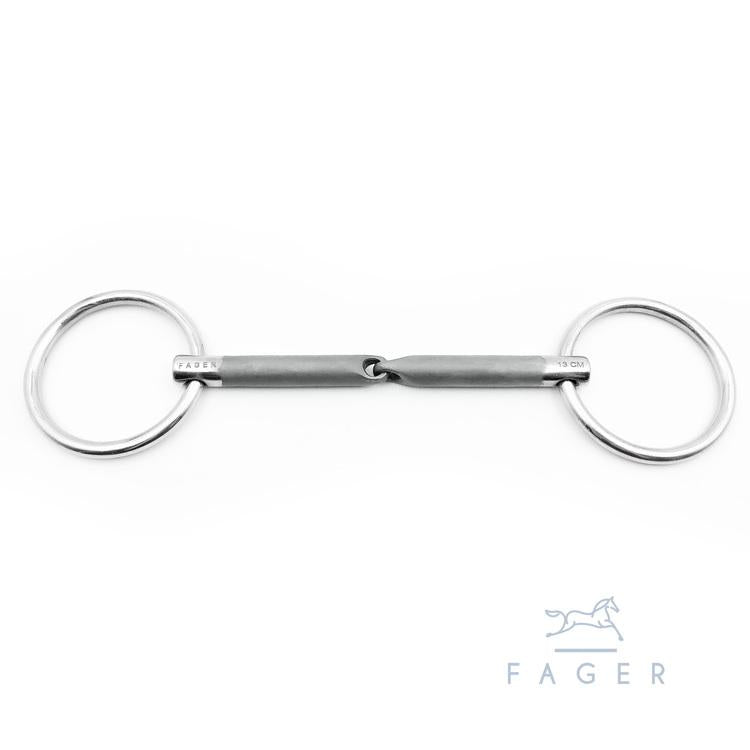 Fager Kasper Sweet Iron Bradoon Loose Ring