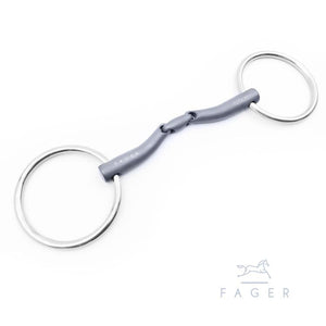 Fager Maria Titanium Double Jointed Loose Ring
