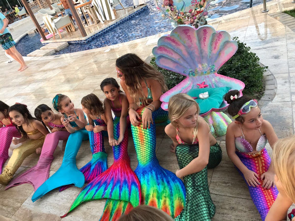 Birthday\ Hire a Mermaid|Dubai