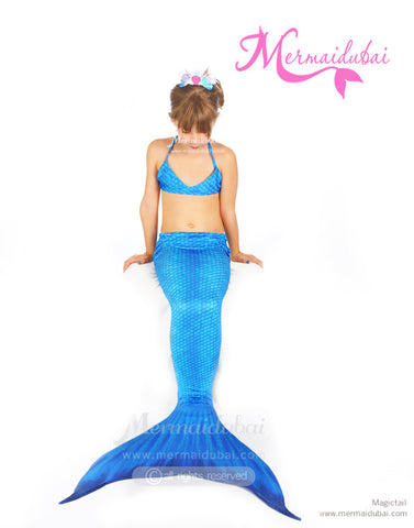 Mermaid Tail Marina Full Set Size S