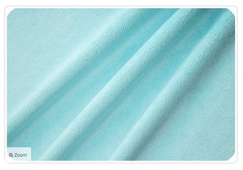 Mermaid Blanket Aqua-Silver