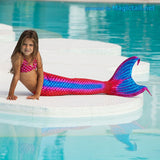 Ruby Mermaid tail Size XS Full set