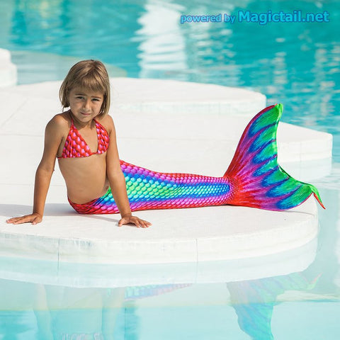 Venus Mermaid tail Size XS Full set