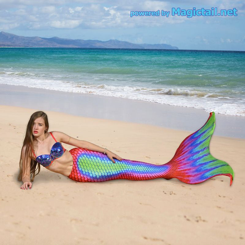 Venus Pro Mermaid tail Full Set size M
