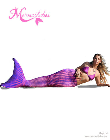 Sirene Mermaid Tail Full Set Size L