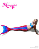 Ruby Mermaid Tail Size M