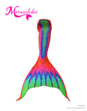 194-3 Venus Mermaid tail Full Set Size L