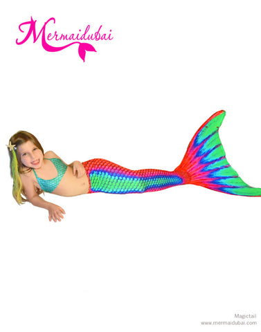 Venus Mermaid tail Full Set Size M