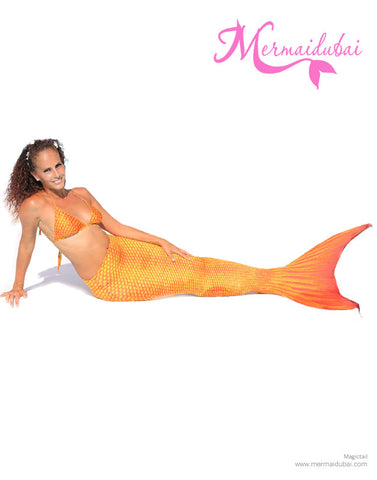 H2O Mermaid tail Full Set size L